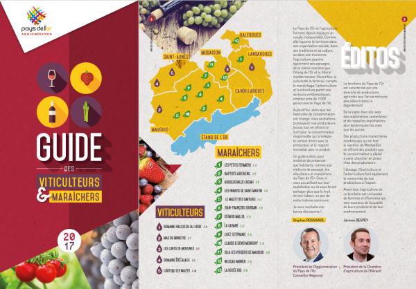 Pays de l'Or : guide des producteurs et bonnes pratiques sur l'eau