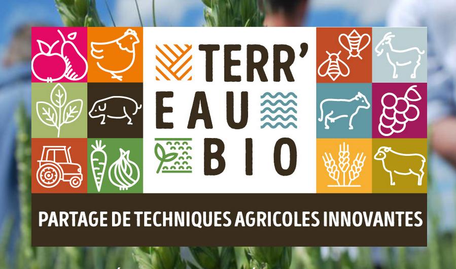 TERREAUBIO, les évènements de partage de techniques innovantes